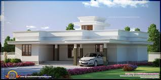 roof modern house plans one story flat roof design one story modern