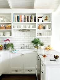 kitchen shelving ideas kitchen open shelving kitchen modern with canisters floating