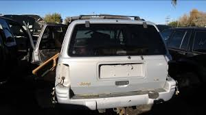 1997 jeep grand cherokee orvis edition u2013 junkyard find
