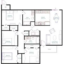four bedroom floor plans emejing 4 bedroom apartment floor plans contemporary liltigertoo