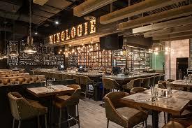 restaurant cuisine ouverte cuisine ouverte restaurant photos de design d intérieur et