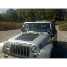 jeep windshield stickers jk hood blackout