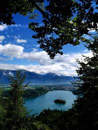 Slovenia Lake Lake Bled Best Viewpoint Slovenia Laugh Travel Eat