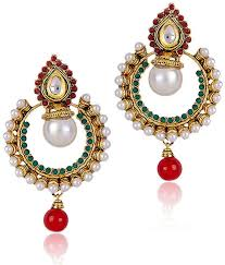 design of earing pin by purva thaker on earrings