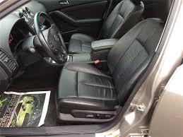 Nissan Altima Black Interior Leather Interior 2011 Nissan Altima Maritime Car Loan