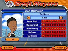 Backyard Basketball Ps2 by Backyard Basketball Screenshots Neoseeker