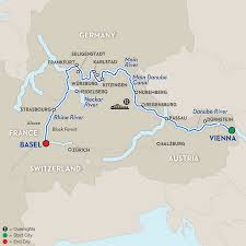 Black Forest Germany Map by River Cruises On The Rhine River Explore River Cruises Today