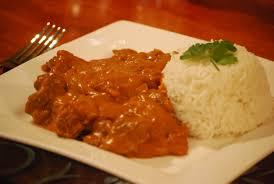 cuisine masterchef beef stroganoff as seen on masterchef australia cooking with a