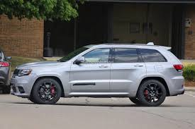 2017 jeep grand cherokee wheels 2018 jeep grand cherokee trackhawk might have torque vectoring awd