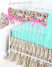 Bohemian Baby Bedding Sets Nursery Beddings Boho Baby Bedding With Bohemian Nursery