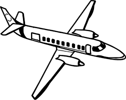 fine airplane coloring page wecoloringpage