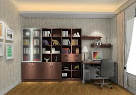 modern interior study room ceiling design 3d house