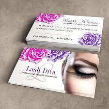 Makeup Business Cards Designs 14 Best Cartão De Visitas Images On Pinterest Business Cards