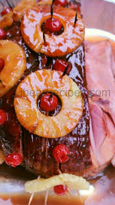 ham with pineapple brown sugar i recipes