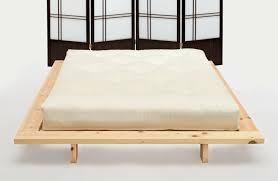 the japan futon bed from futons247 low level style to use with