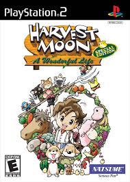 Harvest Moon by Harvest Moon A Wonderful Life Special Edition The Harvest Moon