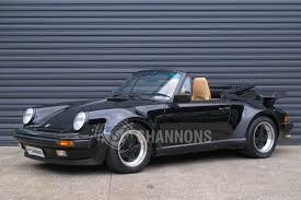 porsche 930 modified sold porsche 930 turbo cabriolet auctions lot 19 shannons