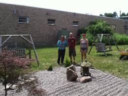 art connection update zen rock garden montserrat college of art