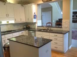 Blue Countertop Kitchen Ideas Peach Kitchen Designs U2013 Quicua Com