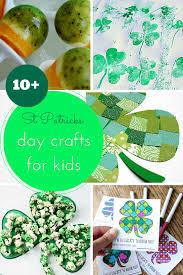 10 st patricks day crafts for kids