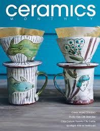 used ceramic pouring table ceramics monthly ceramic arts network