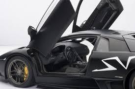 Lamborghini Aventador Nero Nemesis - amazon com lamborghini murcielago lp6704 sv nero nemesis matt