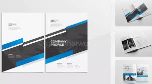 Free Download Layout Company Profile   free template company profile download template company profile