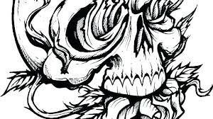 coloring pages of skulls sugar skull coloring pages free skull