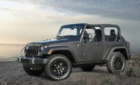 fiat jeep wrangler new jeep wrangler offroad zone