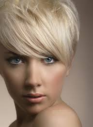 very short layered blonde hairstyles modern short hairstyles for