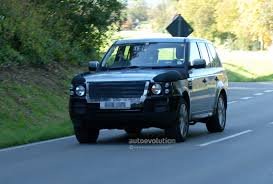 new land rover defender spy shots tata motors jaguar land rover spyshots 2014 range rover sport