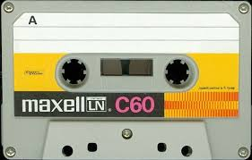 maxell cassette audio compact cassette blank maxell ln c 60 south