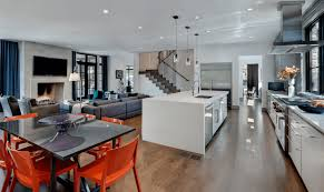 kitchen floor plans ideas living room stunning kitchen and living room ideas with open