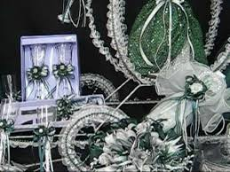 Princess Carriage Centerpiece Quinceanera Centerpieces Cinderella Theme With Large Carriage