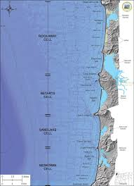 Map Of Oregon Coastline by Bayocean Oregon Tillamook Coastline Studied