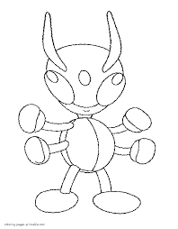 coloring pages pocket monsters