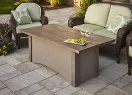 Outdoor Gas Fire Pit Pine Ridge 1242 Linear Fire Pit Table Fire Pits Fire Pits
