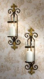 Tuscan Candle Wall Sconces 46 Best Candle Wall Sconces Images On Pinterest Candle Wall