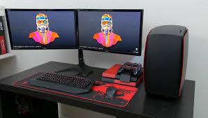 ordinateur bureau gamer meilleur choix de bureau gamer pour noel
