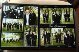 Wedding Album Pages Diy Parent Wedding Albums Heather Drive