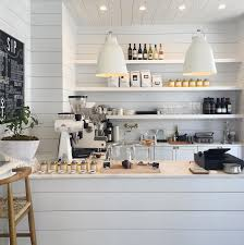bright white coffee shop u0026 retail store in florida called outpost
