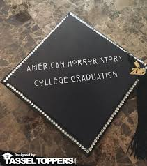 custom graduation caps 13 hilarious grad cap ideas you can t miss tassel toppers