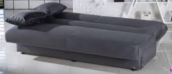 regata rainbow dark gray sofabed istikbal