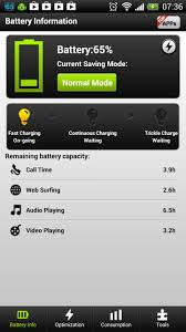 best battery app android best android power saving app