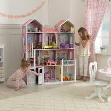 Kidkraft Racecar Bookcase Country Estate Dollhouse