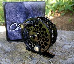 bass pro shops white river classic ul ultra light reel a fly fish