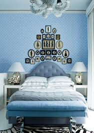 Contemporary Blue Bedroom - 21 beautiful collection of colorful blue bedroom interior