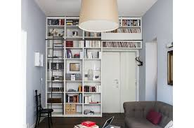 libreria ponte librerie a ponte a tutta parete e altre soluzioni originali