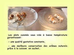 conservation plat cuisiné cécile mégnoux la cuisson sous vide basse temperature ou juste
