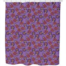 Lush Shower Curtains Lush Flora Royal Shower Curtain Free Shipping Today Overstock